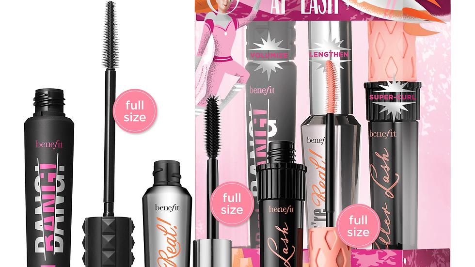 Benefit 3-Pc. Together At Lash Mascara Gift Set