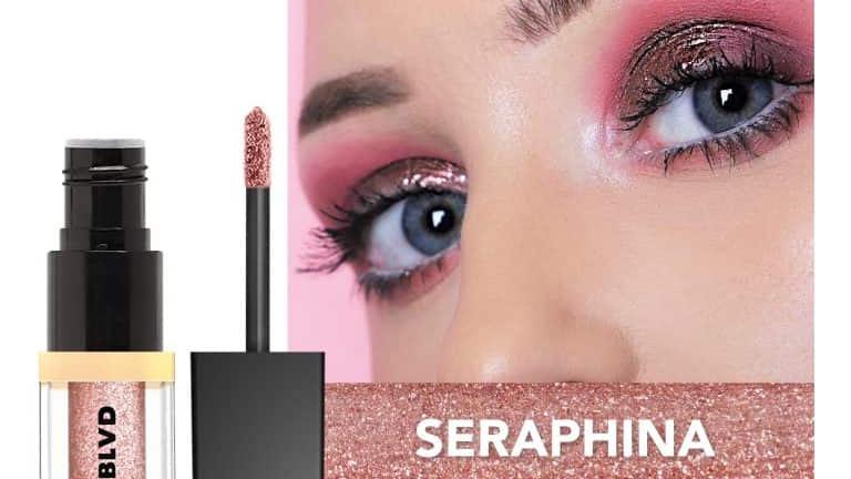 Molten Metal Glitter Eyeshadow Seraphina