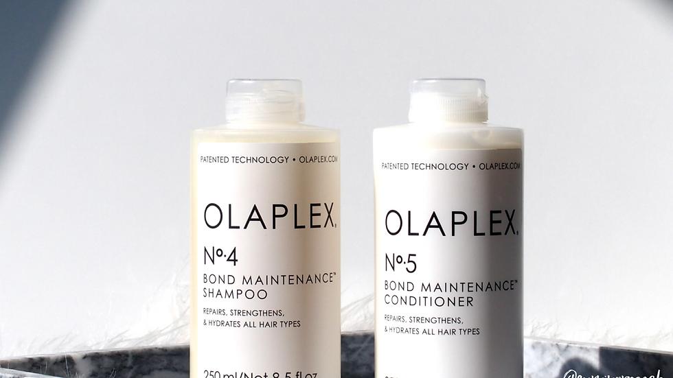 Olaplex No. 4 & No. 5 Set
