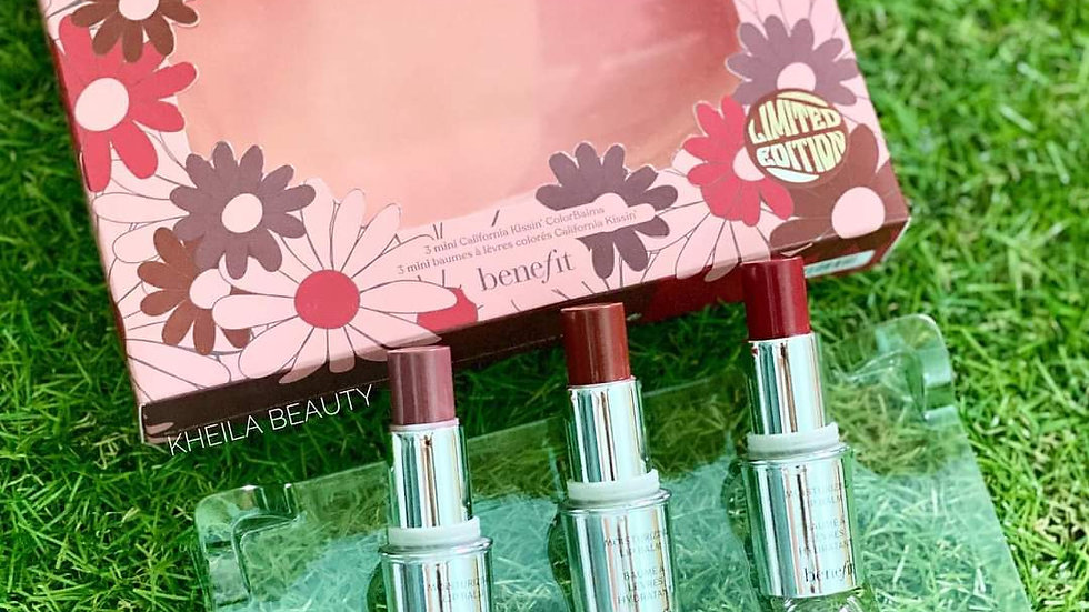 Benefit Pucker up & peace out