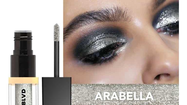 Molten Metal Glitter Eyeshadow Arabella