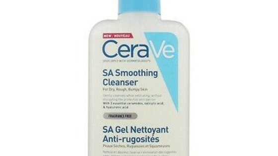 CeraVe Smoothing SA Cleanser