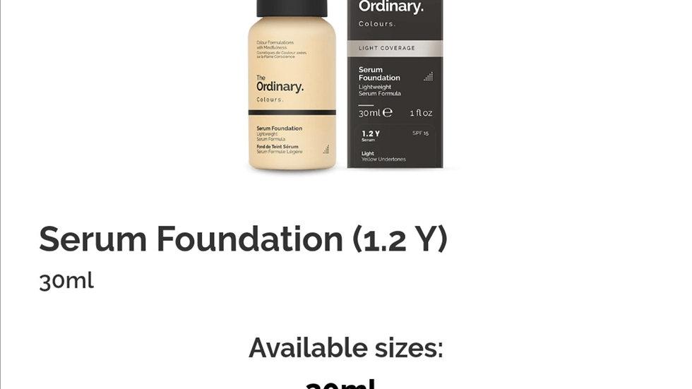 The Ordinary Serum Foundation 1.2 Y