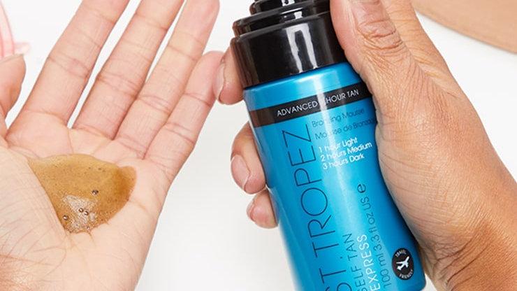 St. Tropez Self Tan Express Advanced Bronzing Mousse