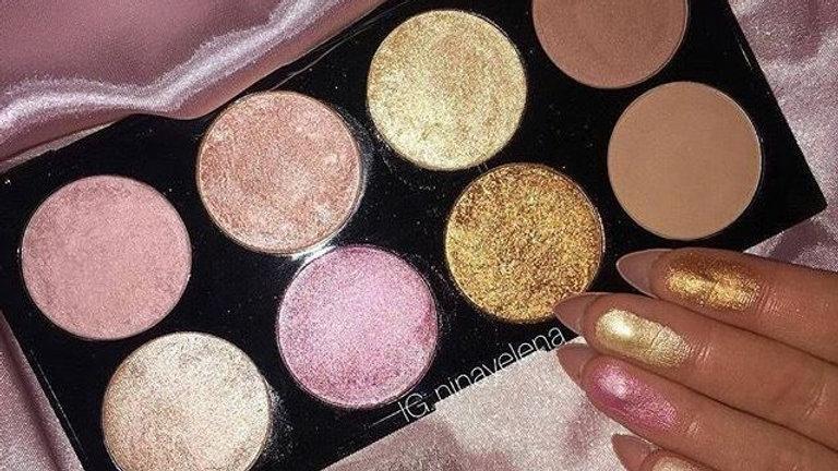 Makeup Revolution Ultra Blush Sugar 2 Rose Gold