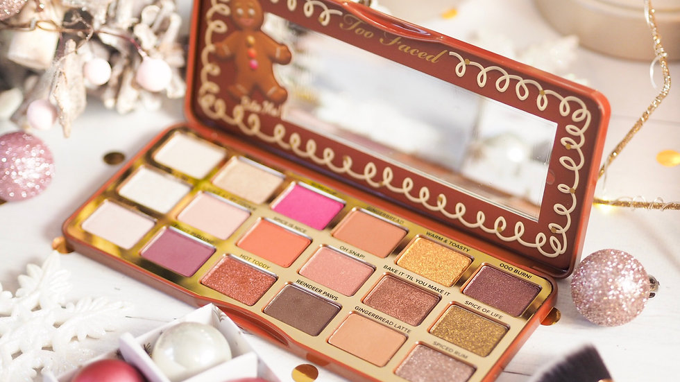 Too Faced Gingerbread