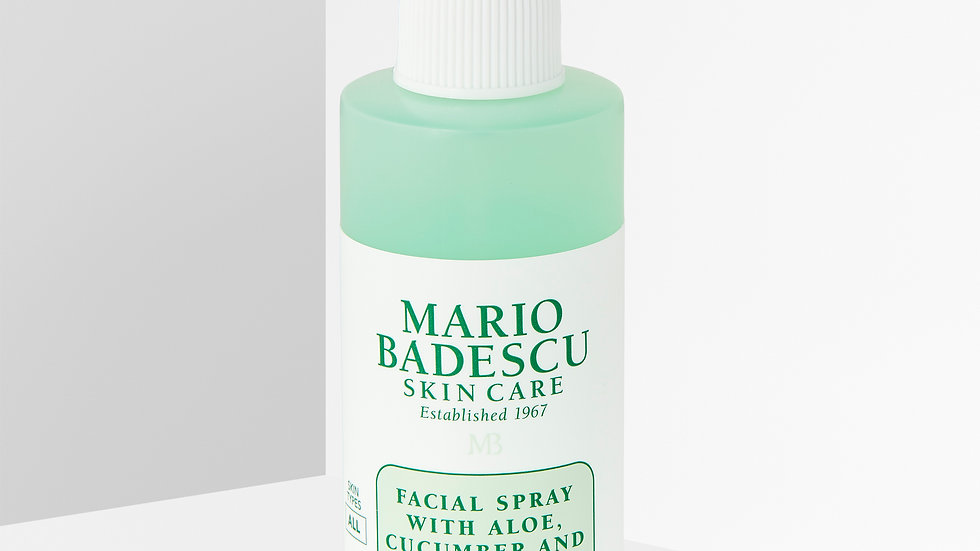Mario Badescu Cucumber Aloe Facial Spray