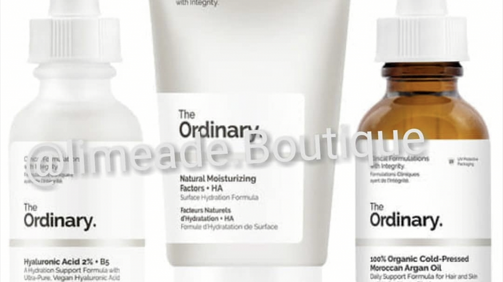 The Ordinary Set of Actives - Dry Skin
