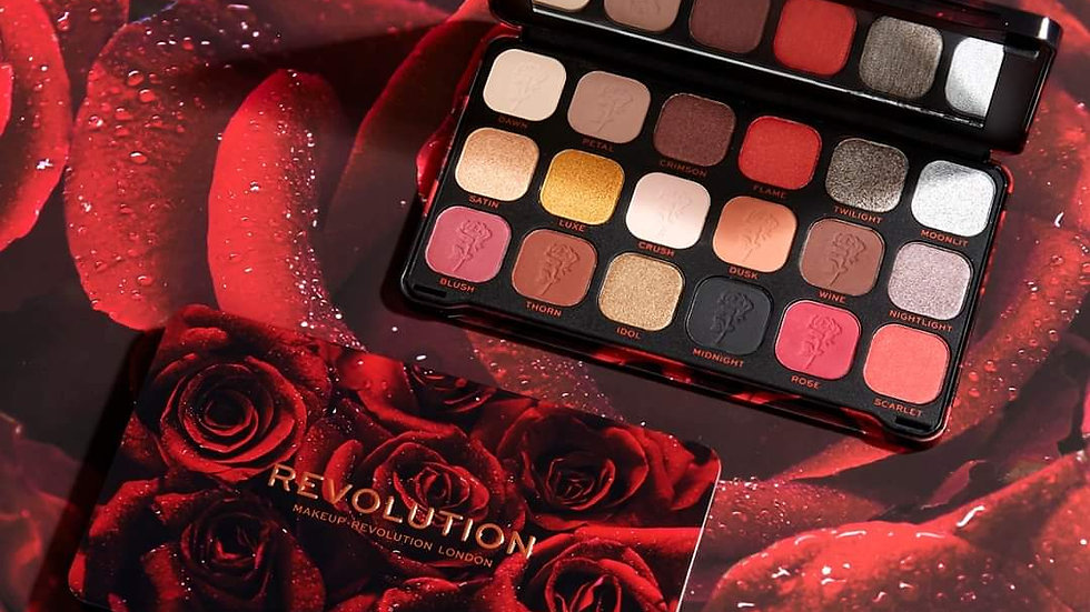 Makeup Revolution Forever Flawless Midnight Rose