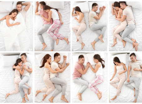 Sleeping Position Is Linked To Love Life