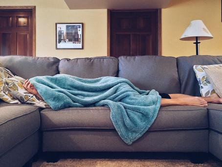 Too tired to stay awake but too awake to fall asleep?