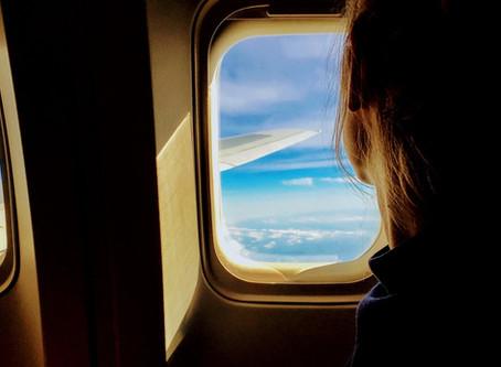 Long flight, no sleep? How to prevent jet lag.
