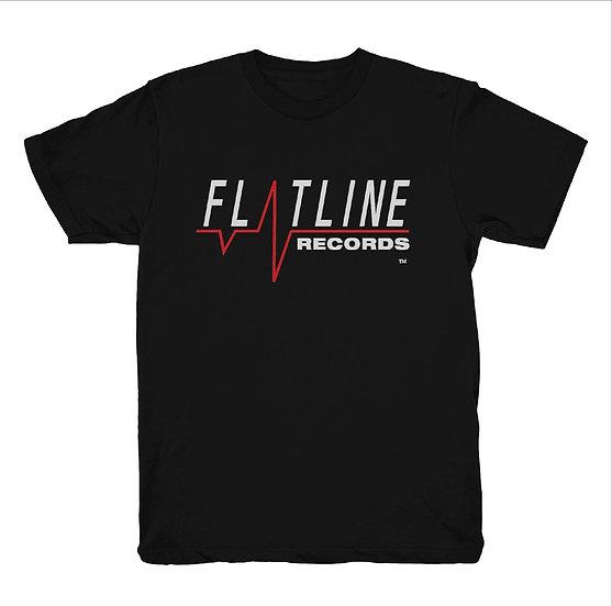 FLATLINE RECORDS S/S T-Shirt