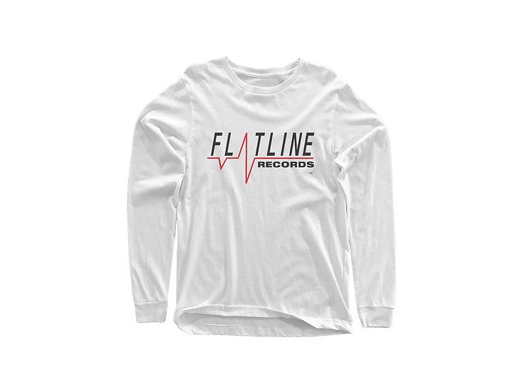 FLATLINE RECORDS L/S T-Shirt