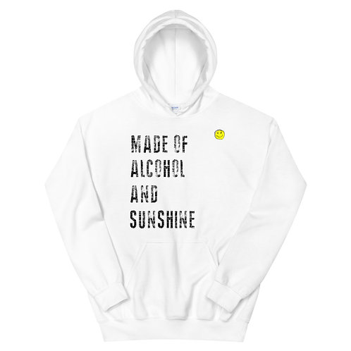 Made Of Alcohol And Sunshine