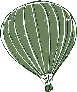 Real Wrap | Green Baloon