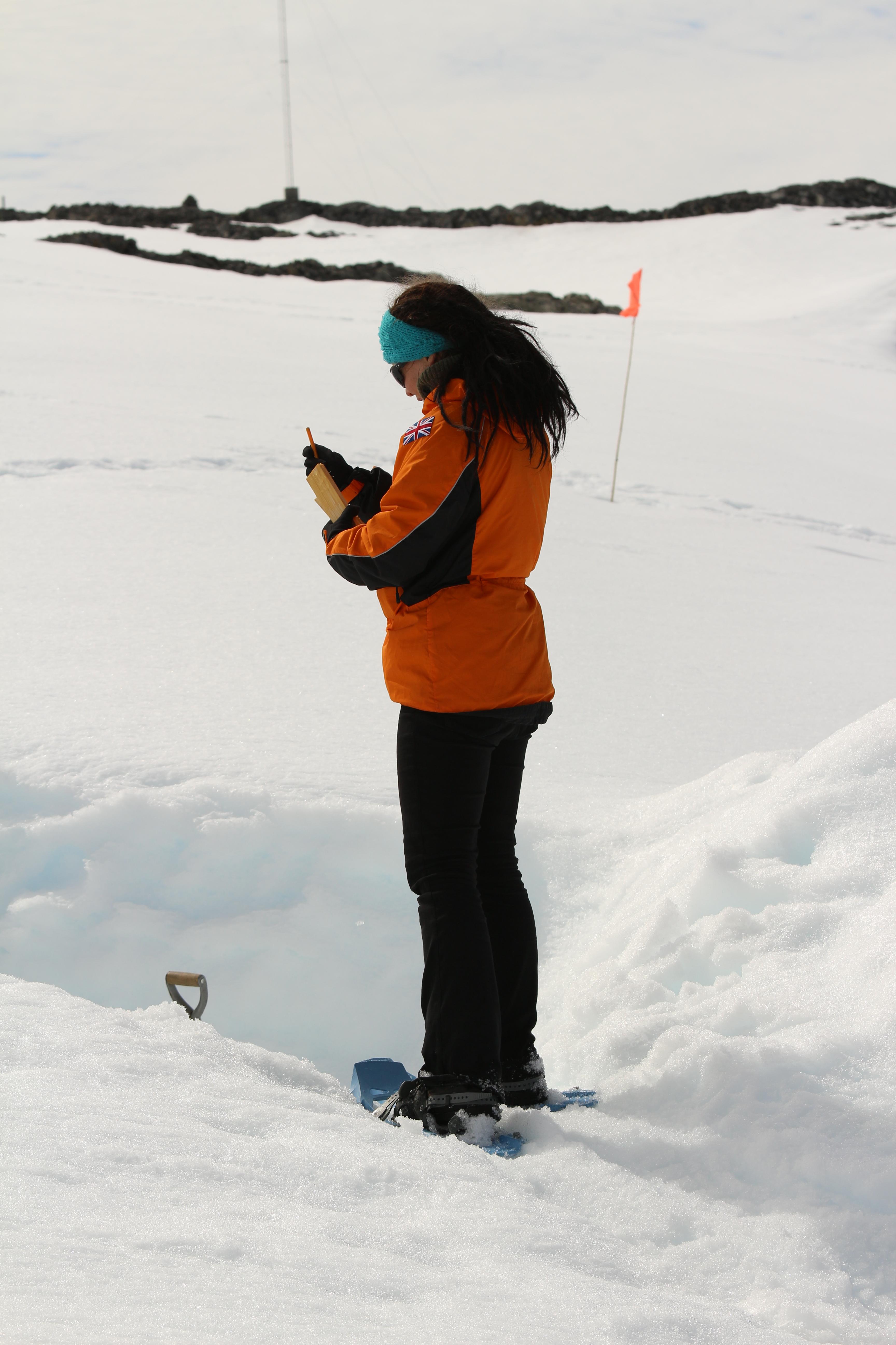 monitoring snowmelt