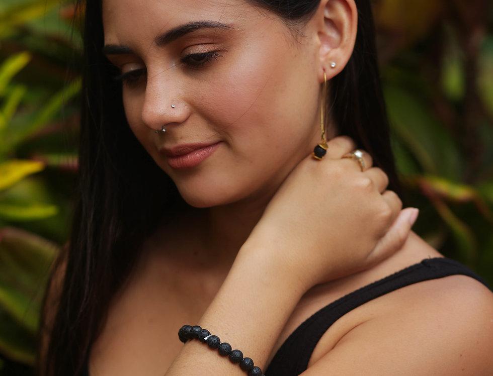 Santore Lava Stone Bracelet