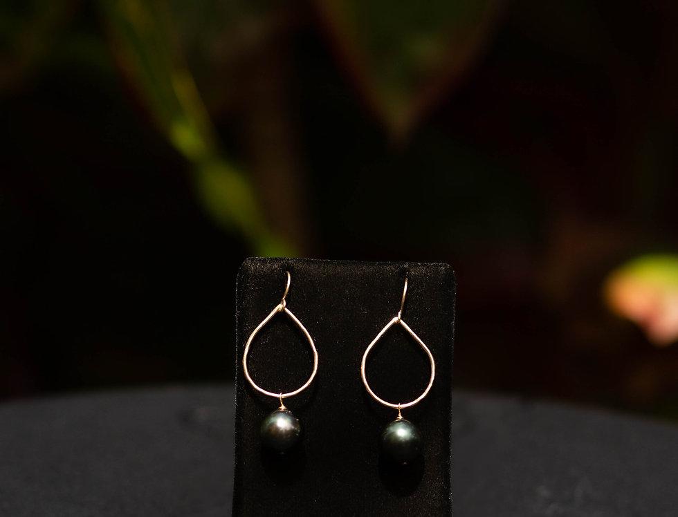 Azalea Pearl Earrings