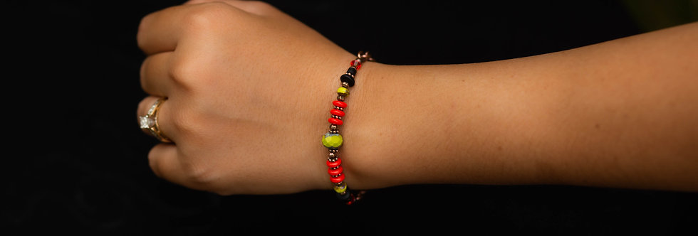 Analei  Jungle Garden Bracelet