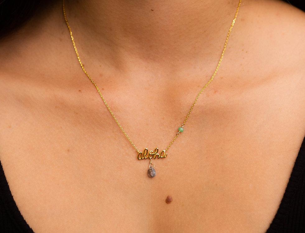 Ka'ala Aloha Necklace