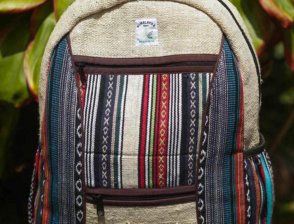 Paths of The Spirit Himalayan Hemp backpack