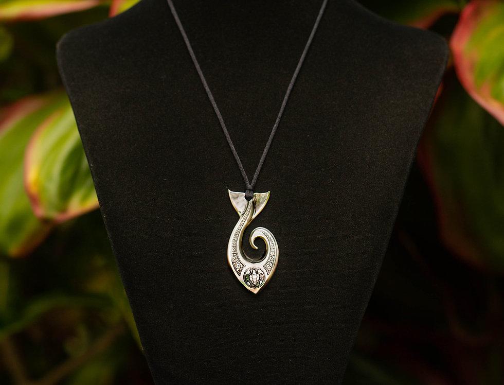 Hawaiian Hook Necklace