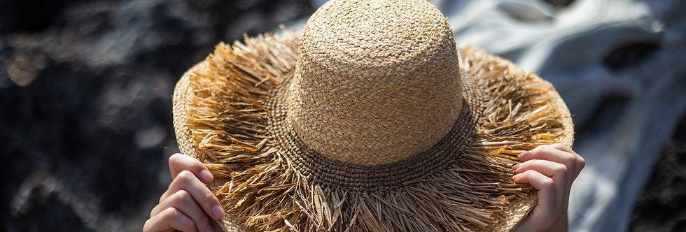Scala Organic Rafia Hat