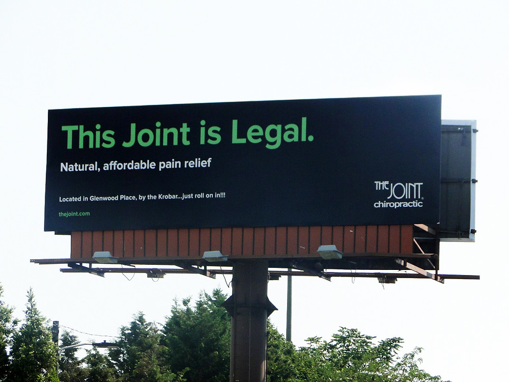 This Joint is Legal Billboard