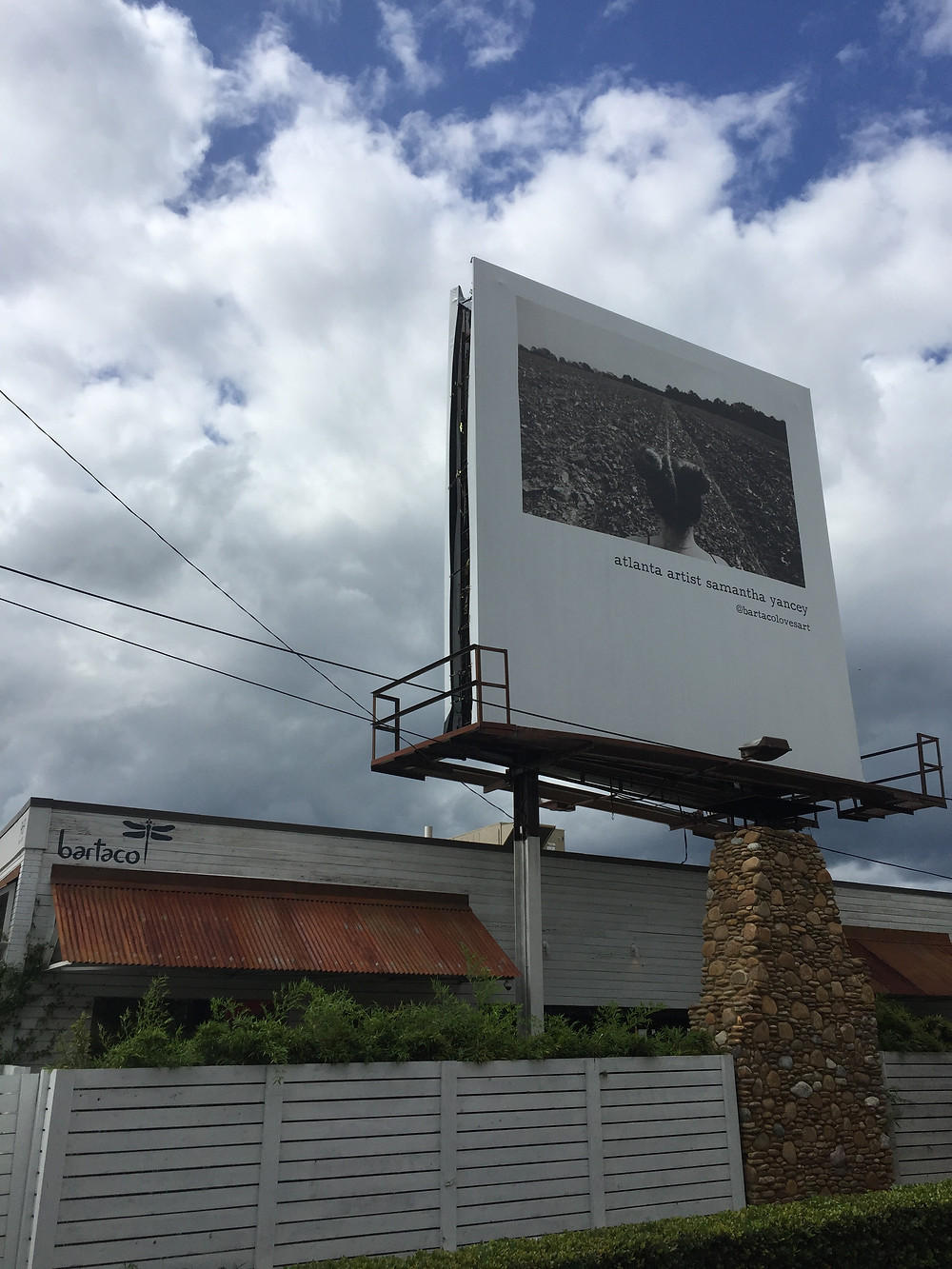 Atlanta BarTaco Billboard