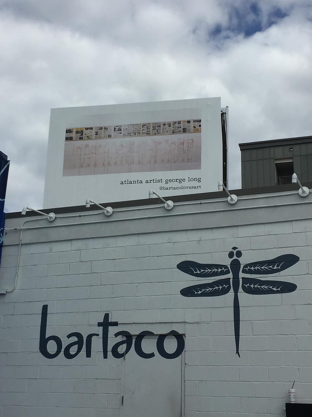 Atlanta BarTaco Billboard