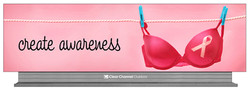 Breast Cancer Awareness Billboard