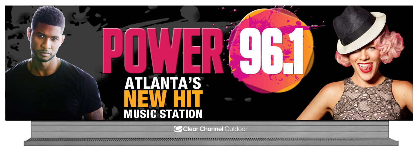 Power 96.1 Atlanta Billboard 4
