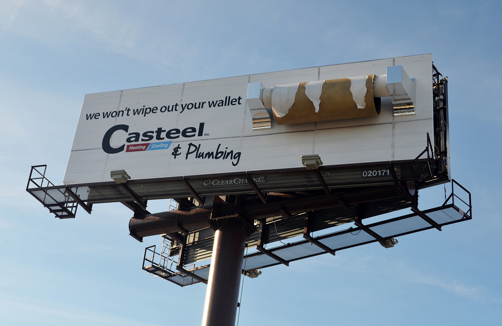 Casteel OBIE Billboard Advertising