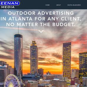 OOHC Designs Keenan Media's Website
