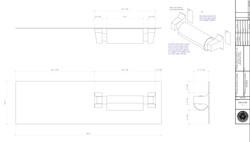 CAD design - Casteel Billboard