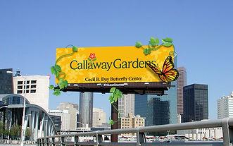 3D Extensions Billboard - Callaway Gardens