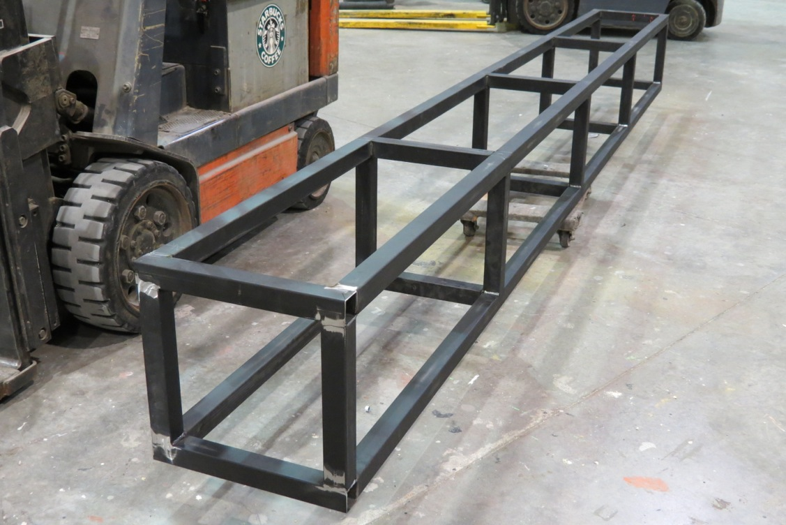 Casteel Billboard Steel Frame