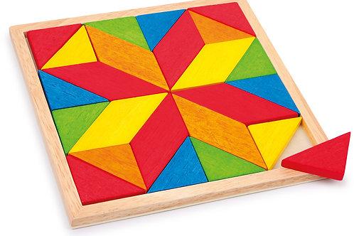 "Puzzle ""Estrela"""