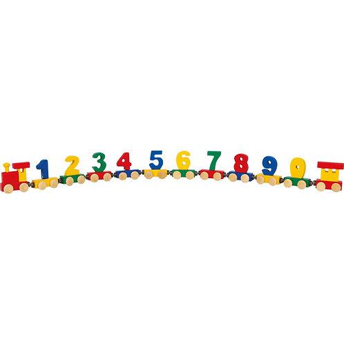 Comboio dos números