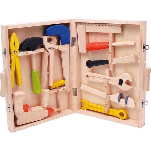 """Caixa de ferramentas """"Lino"""""""