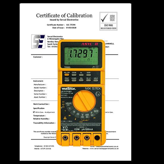 DMM Calibration