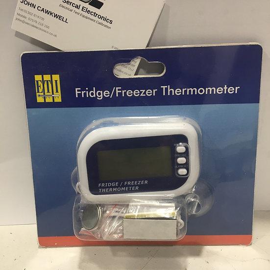 Digital Fridge or freezer alarm thermometer   ETI 810-225