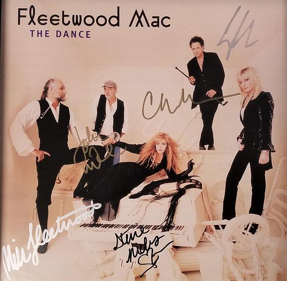 """Fleetwood Mac signed """"The Dance"""" Album Flat"""