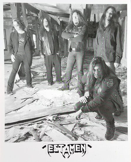Testament Promo Photo/Original