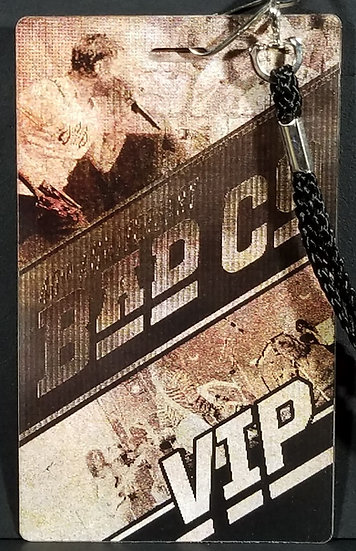 SOLD Company 40th Anniversary VIP Pass and Lanyard, Excellent Condition. Nice!
