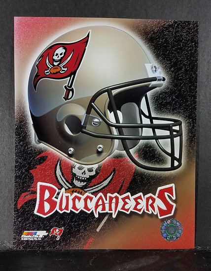 SOLD - Tampa Bay Buccaneers Official NFL 8 x 10 photo
