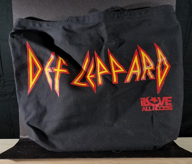 Def LeppardCanvas Tote Bag