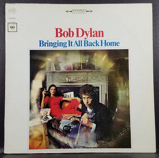 SOLD Bob Dylan Album Bringing It All Back Home CS 9128