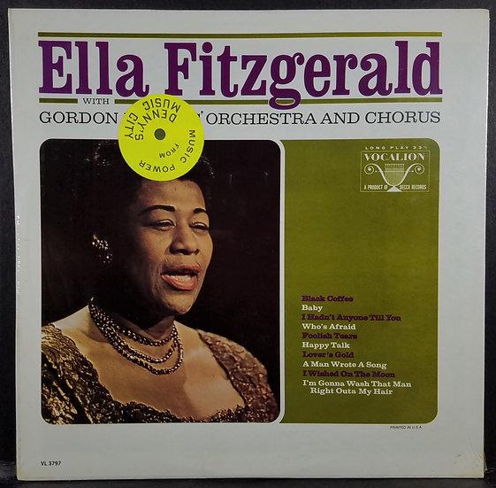 SEALED Ella Fitzgerald W/Gordon Jenkins' Orchestra 1967 VL 3797